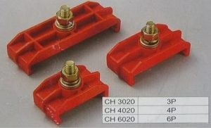 Kẹp ray an toàn 3P phụ kiện cầu trục kgcranes.com.vn